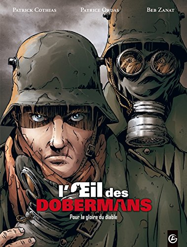 9782818905791: L'oeil des dobermans, Tome 1 (French Edition)