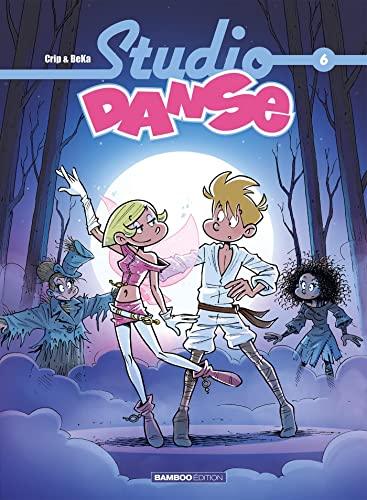 9782818907344: Studio danse - tome 6 (BAMBOO HUMOUR) (French Edition)