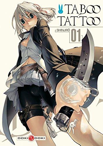 9782818908662: taboo tattoo t.1 (édition 2011)