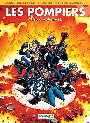 9782818909157: Sp�cial 10 ans Cazenove Pompiers