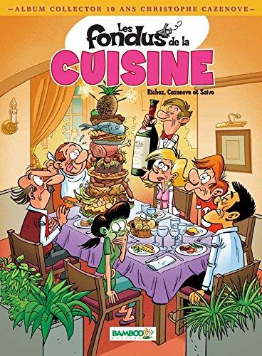 9782818909355: Sp�cial Cazenove 10 ans Fondus cuisine