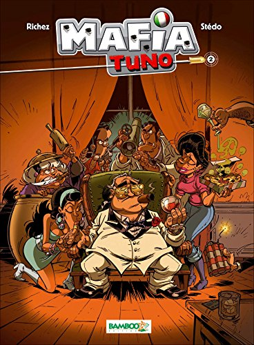 9782818909799: Mafia tuno, Tome 2 : Don qui shoote