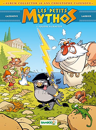 9782818909812: Les petits mythos 10 ans Cazenove (BAMB.HUMOUR)