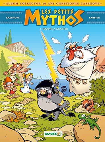 9782818909812: les petits mythos 10 ans cazenove