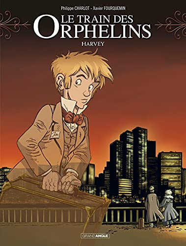 9782818922217: Le train des orphelins, Tome 2 : Harvey