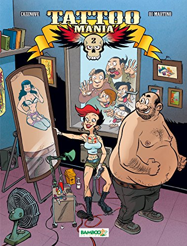 9782818923023: Tattoo Mania, Tome 2 :