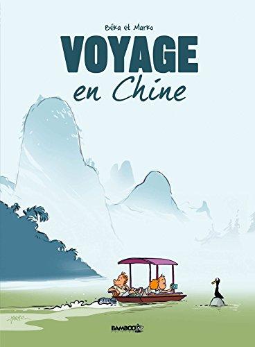 9782818923030: Voyage en Chine tome 1