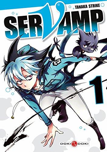 9782818923115: Servamp - volume 1 (BAMB.DOKI DOKI)