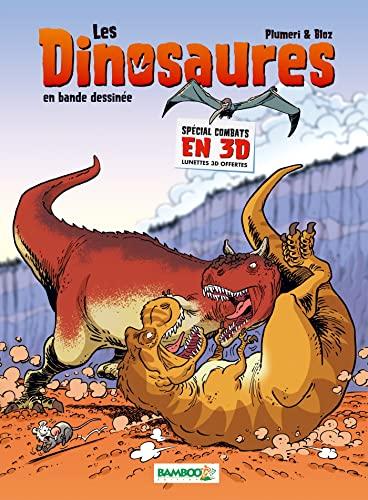 9782818923771: Les dinosaures en BD 3D