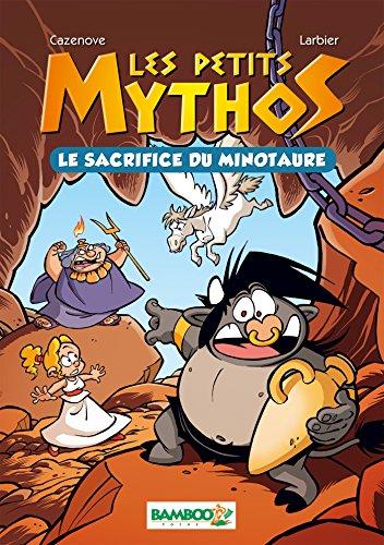 9782818925645: Les petits mythos, Tome 1 : Totor chez les amazones