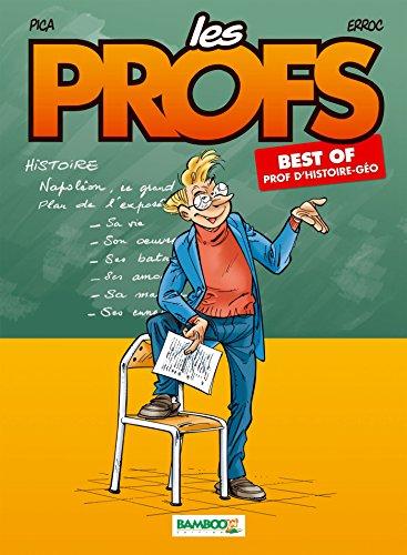9782818926017: Les Profs Best of Polochon