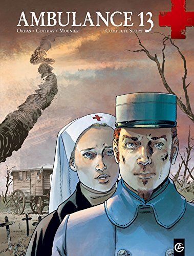9782818926512: L'ambulance 13, Tome 13 : First cycle complete
