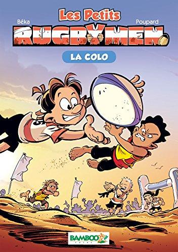 9782818930830: Les petits Rugbymen - poche tome 05 - La colo