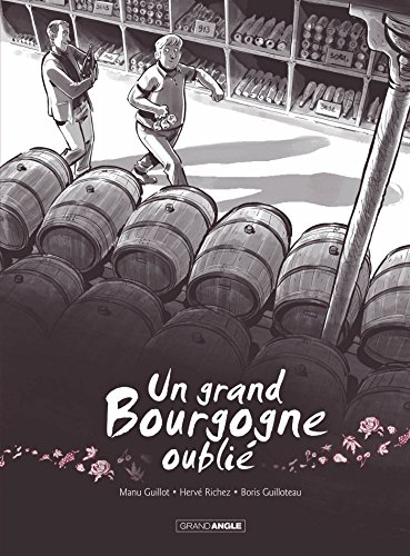 9782818931646: UN GRAND BOURGOGNE OUBLIE (BAMB.GD.ANGLE)
