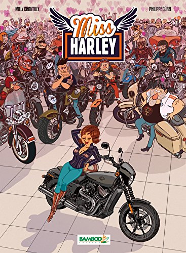 9782818936160: Miss Harley - tome 01