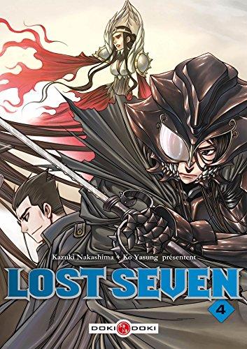 LOST SEVEN T.04: NAKASHIMA KAZUKI