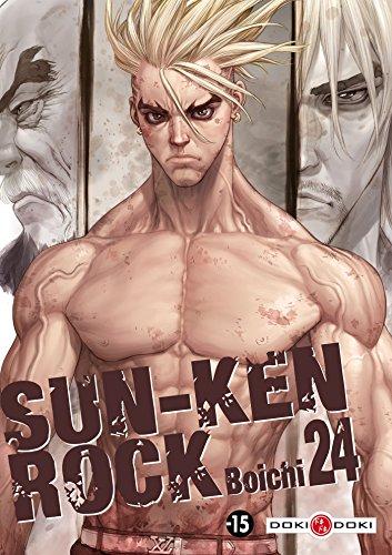 9782818936344: Sun-Ken Rock vol. 24 (DOKI-DOKI)