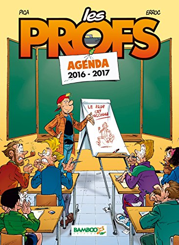 AGENDA 2016-2017 LES PROFS: PICA