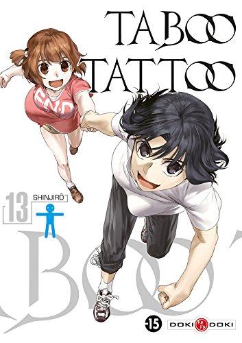 9782818944233: Taboo Tattoo - vol. 13