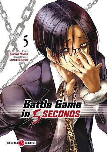 9782818967591: Battle Game in 5 Seconds - vol. 05
