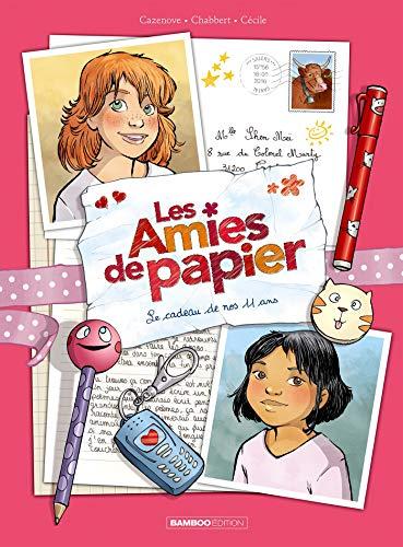 9782818967881: Les Amies de papier - Tome 01 - Prix découverte
