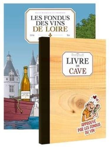 9782818975183: Les fondus du vin : Loire + livre de cave offert