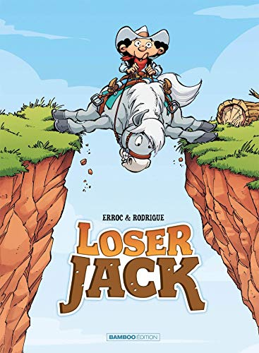 9782818978269: Loser Jack - tome 01