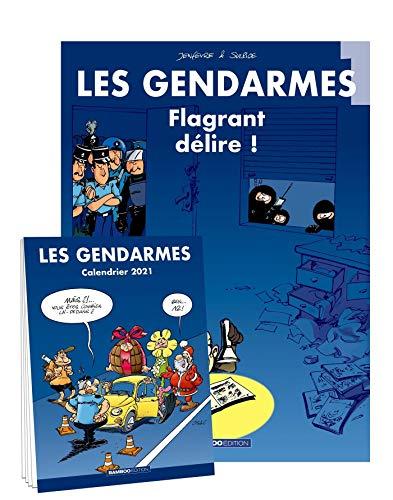 9782818979372: Les Gendarmes - tome 01 + Calendrier 2021 offert