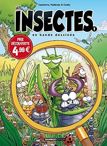 9782818983355: Les Insectes en BD - tome 01 - top humour 2021 (Les insectes en bd, 1) (French Edition)