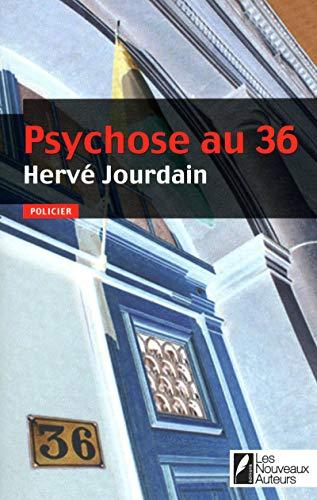 9782819500544: Psychose au 36 (French Edition)