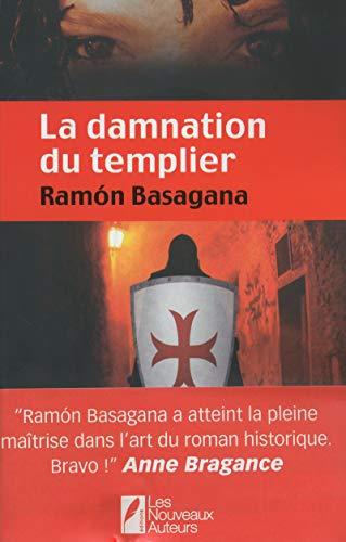9782819503118: La damnation du templier
