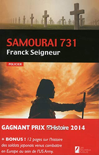 9782819503835: Samouraï 731. Gagnant Prix Ca Histoire 2014