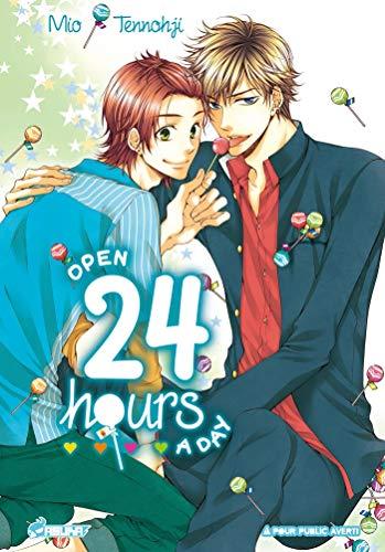 9782820300690: Open 24 hours a day (Boy's love)