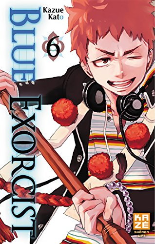 9782820302045: Blue Exorcist - Tome 06