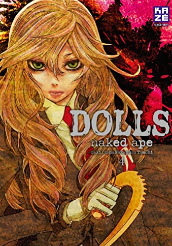 DOLLS T.04: NAKED APE