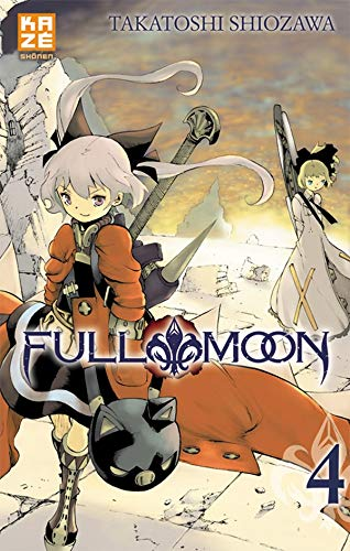 9782820302724: Full Moon Vol.4