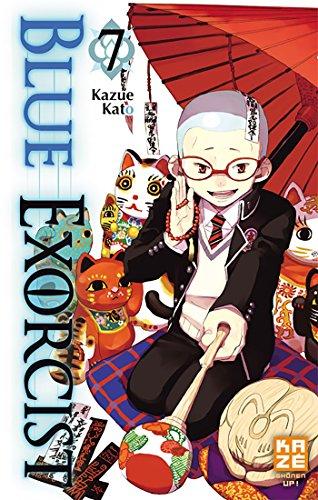 BLUE EXORCIST T.07: KATO KAZUE