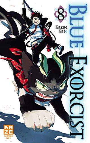 BLUE EXORCIST T.08: KATO KAZUE