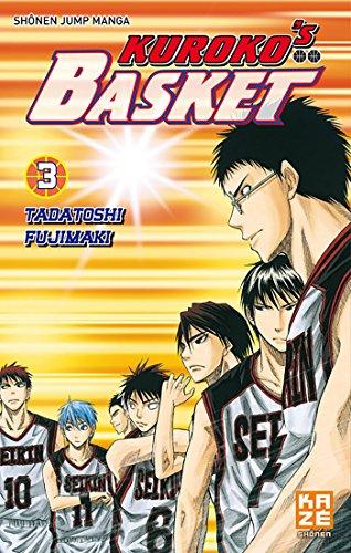 9782820303677: Kuroko's Basket, Tome 3 (French Edition)