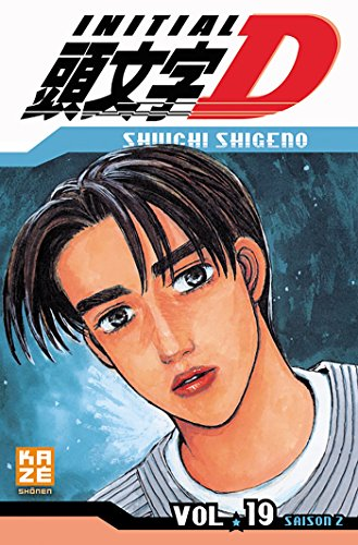 INITIAL D T.19: SHIGENO SH�ICHI