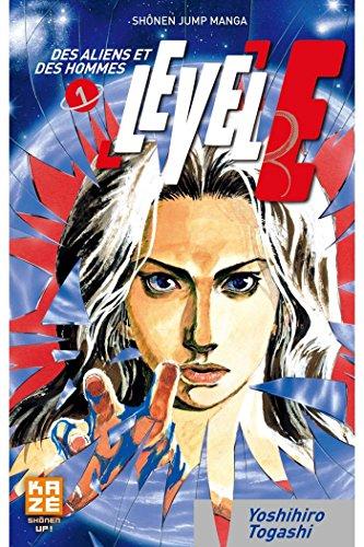 LEVEL E T.01: TOGASHI YOSHIHIRO