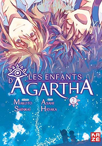 ENFANTS D'AGARTHA (LES) T.02: HIDAKA ASAHI