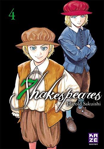 9782820305732: Seven Shakespeares Vol.4