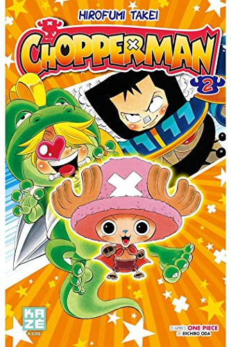 9782820305817: Chopperman Vol.2