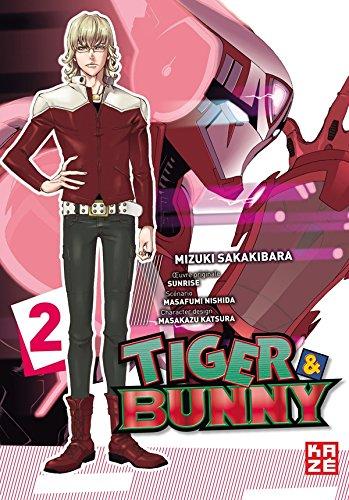 TIGER & BUNNY T.02: SAKAKIBARA MIZUKI