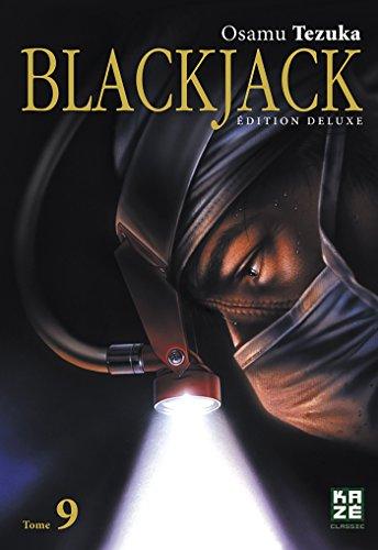 BLACKJACK DELUXE T.09: TEZUKA OSAMU