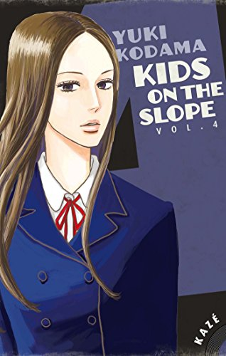 9782820307743: Kids on the slope Vol.4