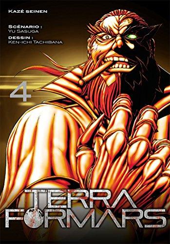 9782820315434: Terra Formars T04