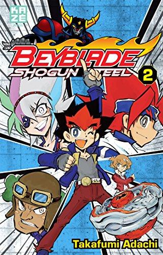 9782820315540: Beyblade Shogun Steel, Tome 2 :
