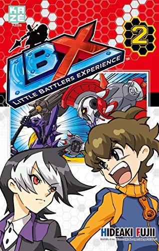 LITTLE BATTLERS EXPERIENCE T.02: FUJII HIDEAKI